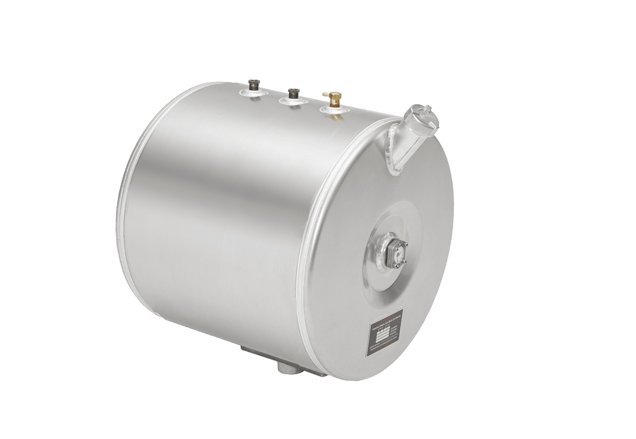 Aluminum Reefer Tank - 50 Gallon Reefer Tanks