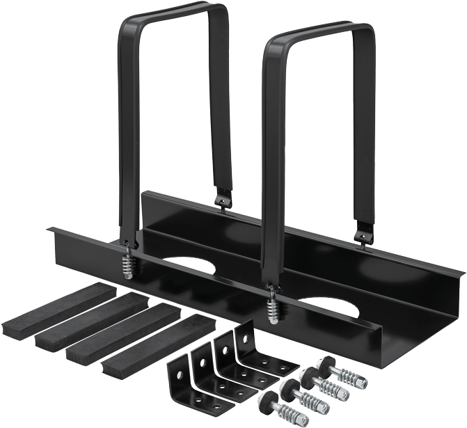 Upright-Mounting-Kits - Carbon-Steel-Mounting-Kit