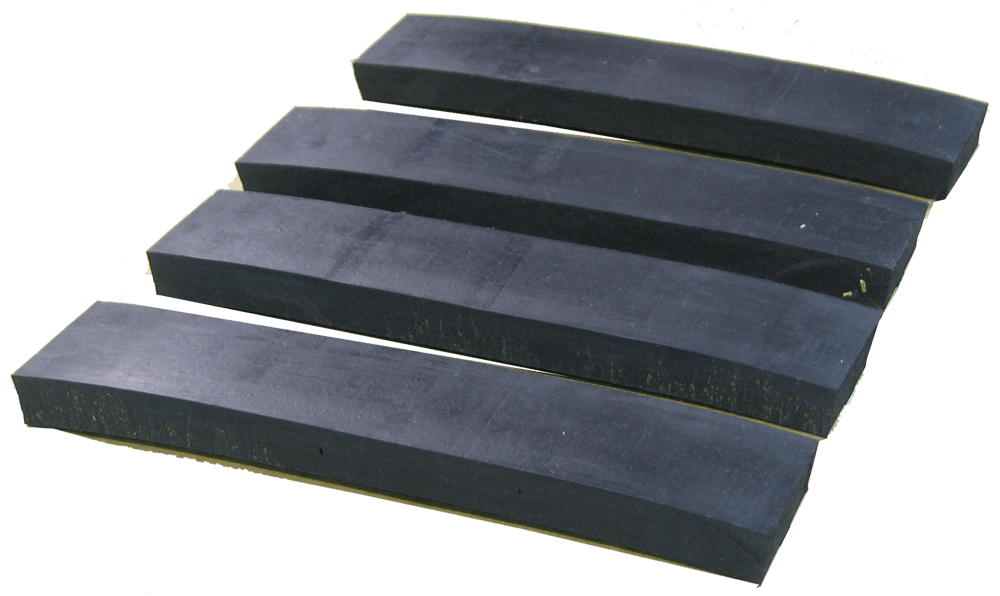 Hydraulic-Mounting-Parts - Rubber-Inserts-for-Heavy-Duty-Mounting-Base-Panel