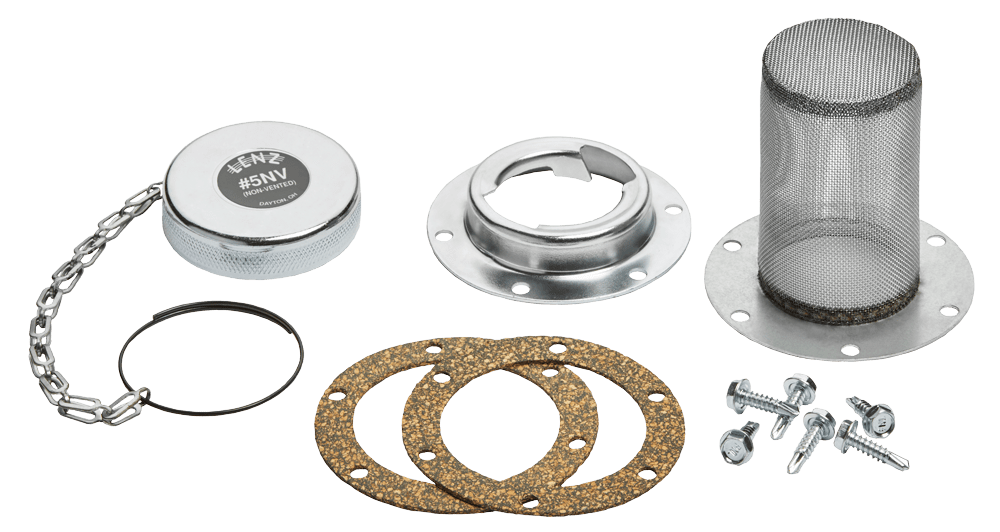 Fill-Assemblies - Non-Vented-Filler-Cap-Assembly