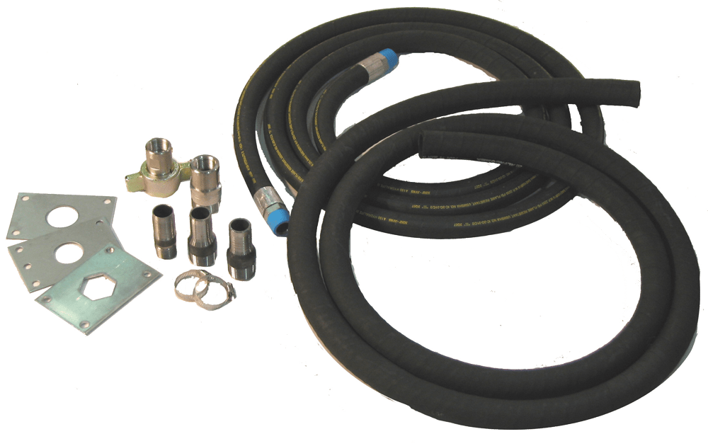 2-line-Hose-Kits - 12-Pressure-16-Suction