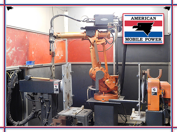 American Mobile Power | Welding and Quality Control